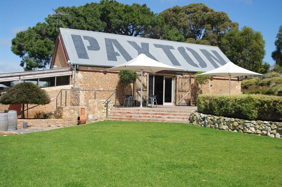 Paxton Cellar Door